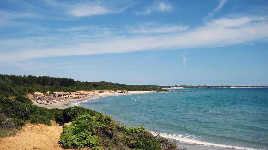 Otranto: Spiaggia Baia dei Turchi